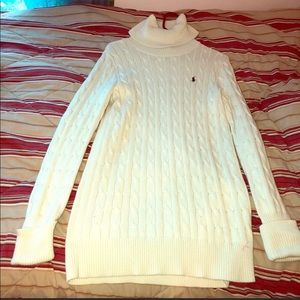 Ralph Lauren polo sweater dress